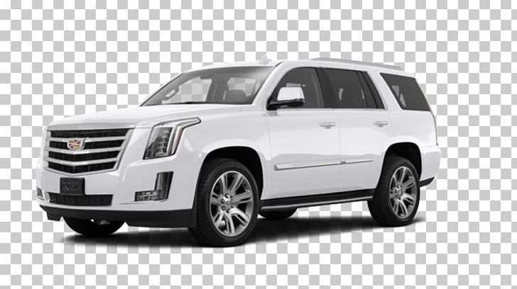 2017 Cadillac Escalade 2018 Cadillac Escalade Car PNG.