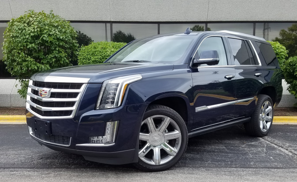 Test Drive: 2017 Cadillac Escalade.