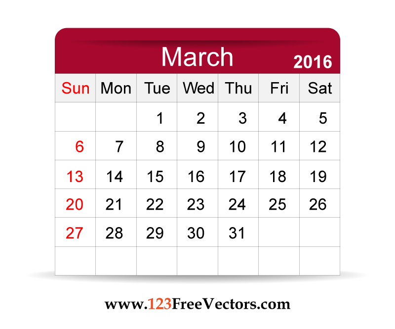 Free March Calendar Cliparts, Download Free Clip Art, Free Clip Art.