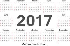 2017 calendar Clipart Vector and Illustration. 11,828 2017 calendar.