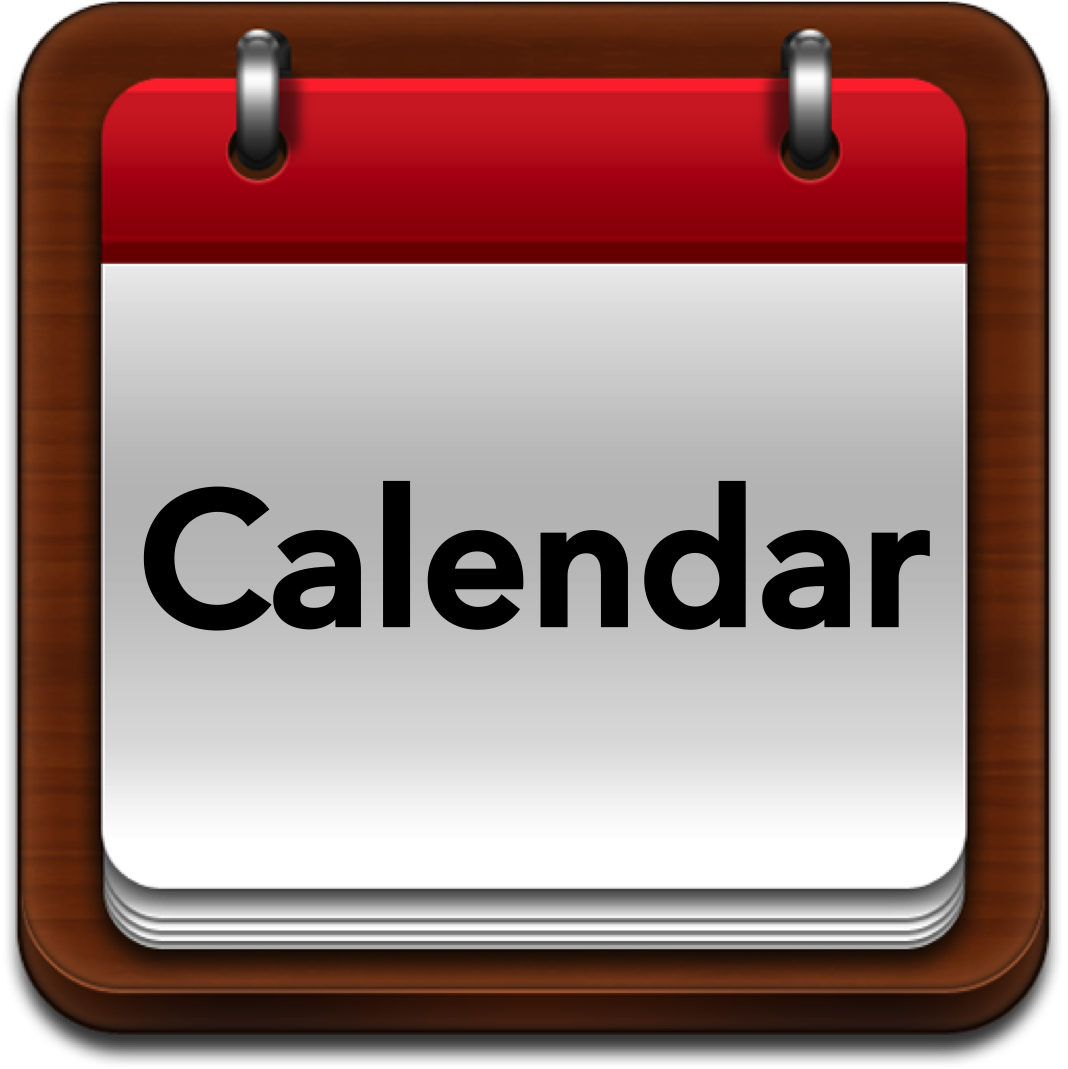 Best Calendar Clipart Png #29541.