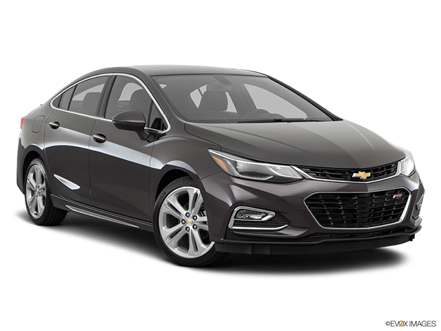 2017 Chevrolet Cruze Review.