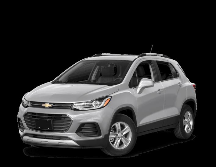 2019 Chevrolet Trax.