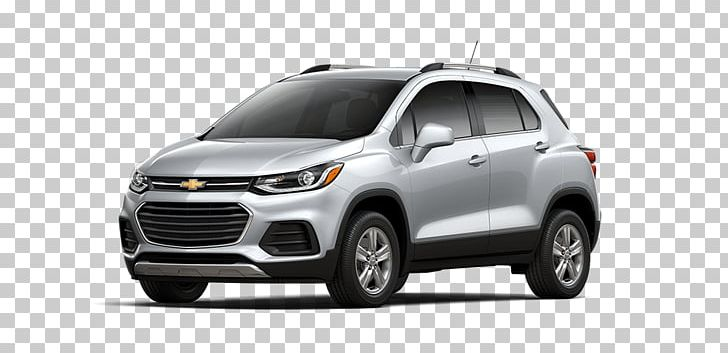 2017 Chevrolet Trax LT General Motors Car Sport Utility Vehicle PNG.