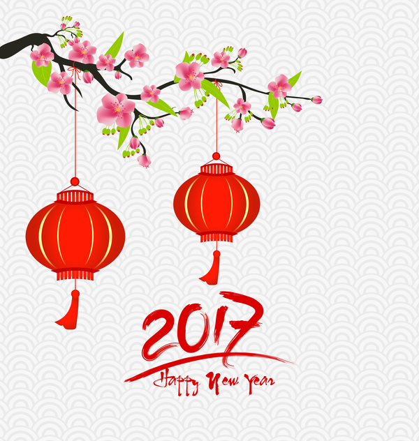 3271 Chinese New Year free clipart.