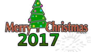2017 clipart merry christmas, 2017 merry christmas.