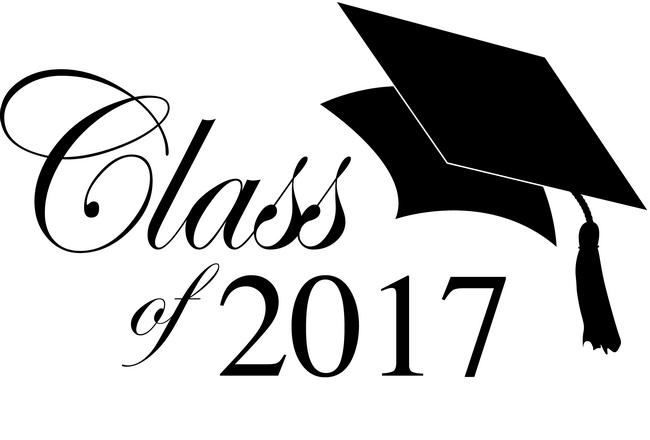 Class of 2017 Graduation Clip Art 2.