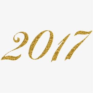 2017 Clipart Gold.
