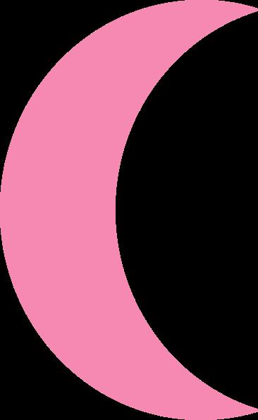 Peony Pink Moon Clip Art at Clker.com.