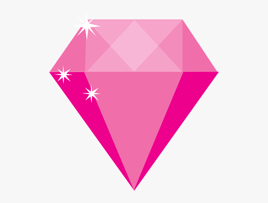 Pink Diamond Png.