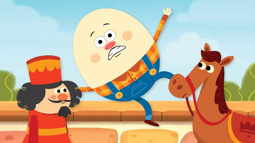 Amazon.com: Humpty Dumpty & More Kids Songs.