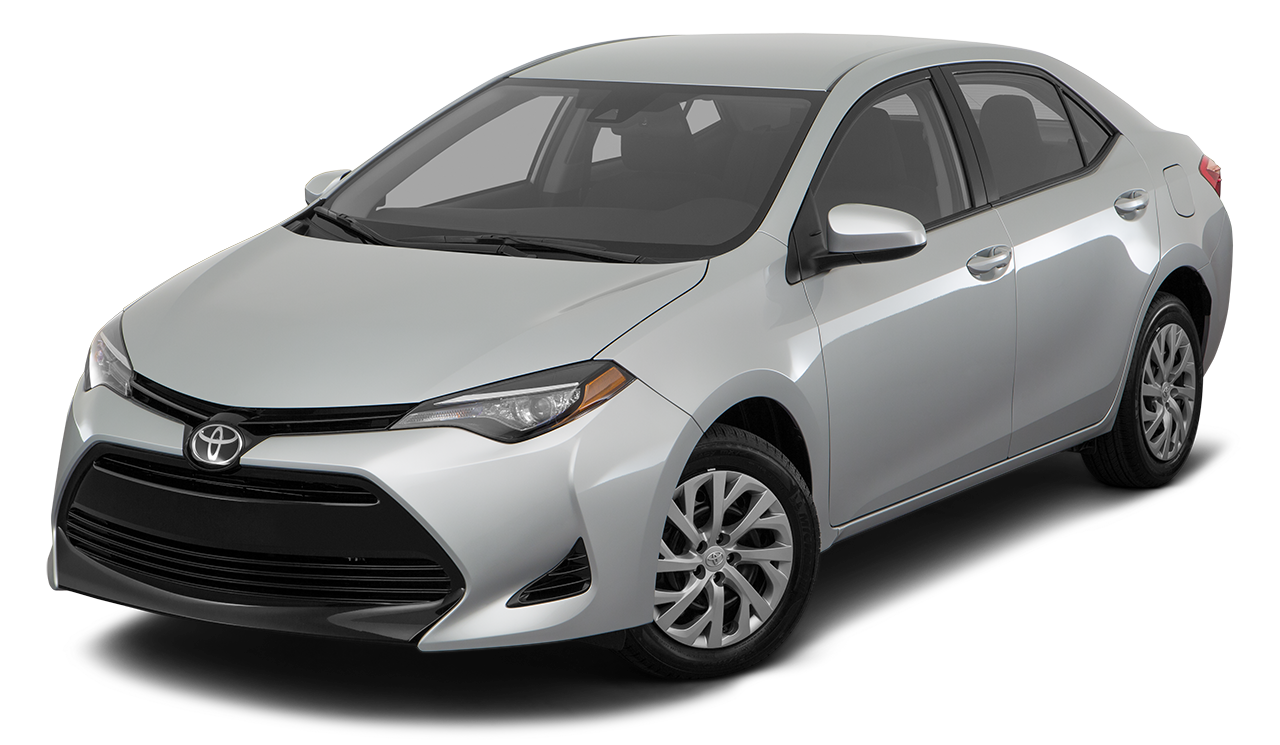 2017 Corolla Now Comes Standard with the Latest Safety.