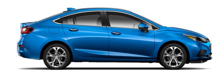 2017 Chevrolet Cruze L Manual Sedan.