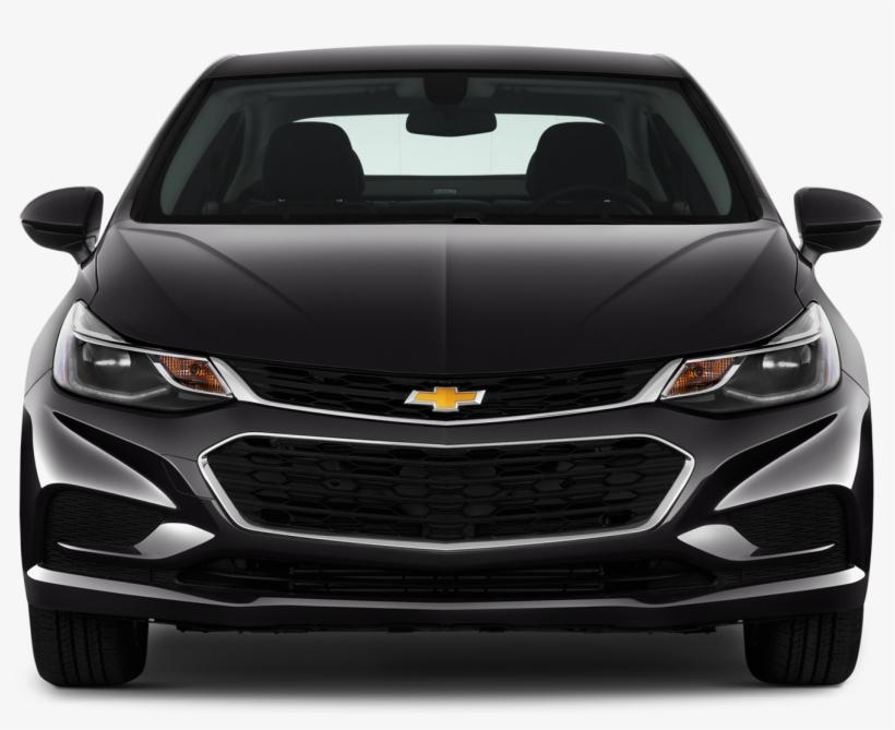 2017 Chevrolet Cruze Front Transparent PNG.