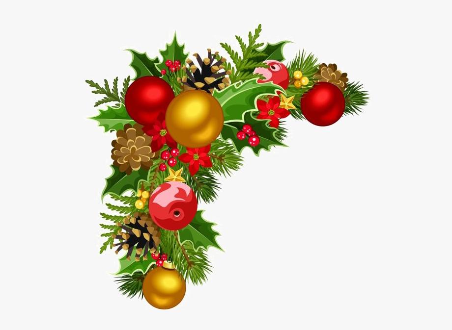 Christmas Decoration Png Image Background.