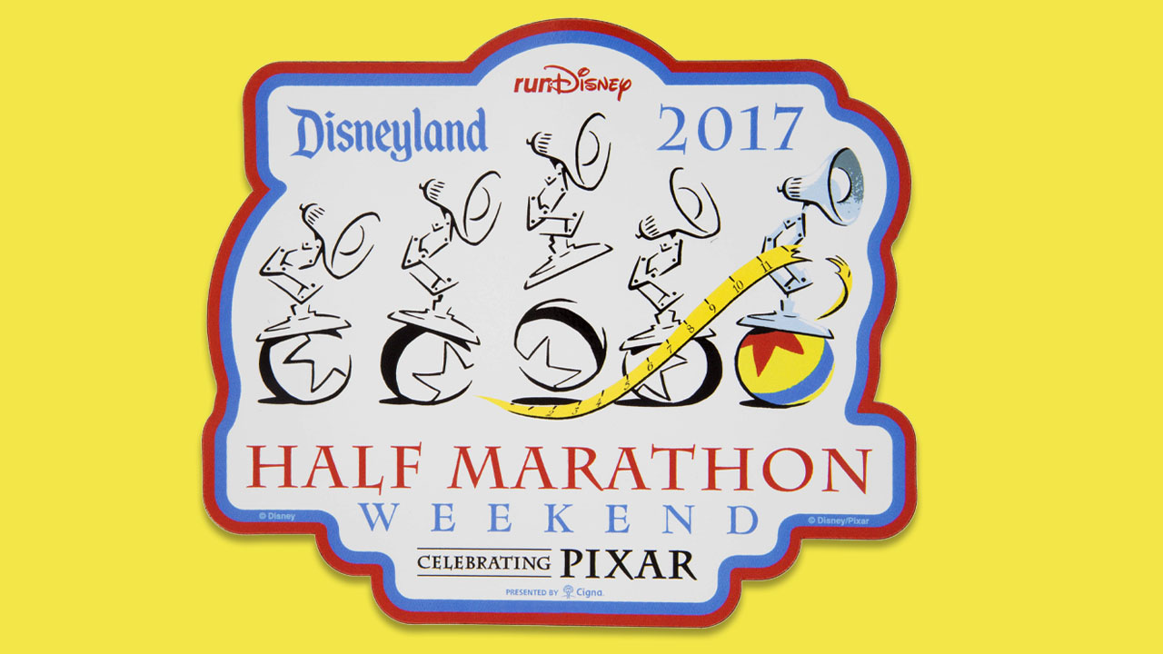 Celebrating Pixar with Commemorative Products for the 2017.