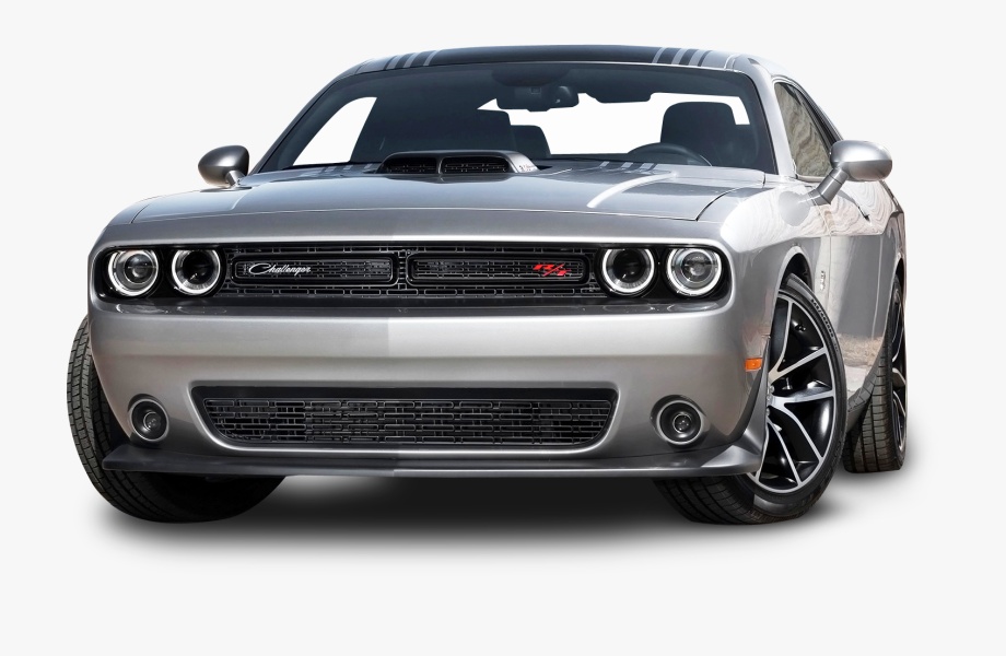 Dodge Challenger Clipart Muscle Car.
