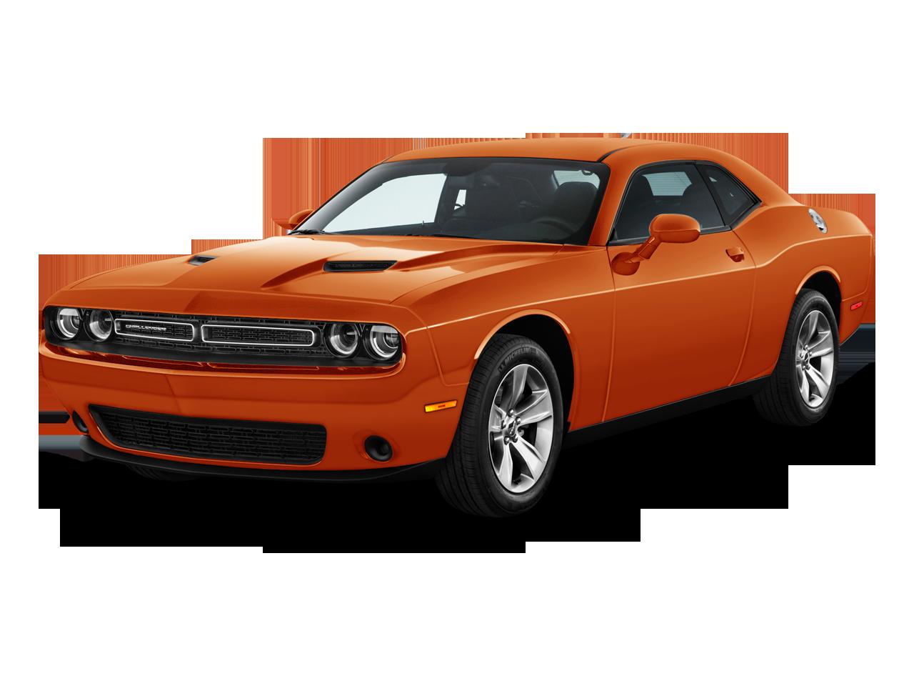 Used 2017 Dodge Challenger SXT Plus.