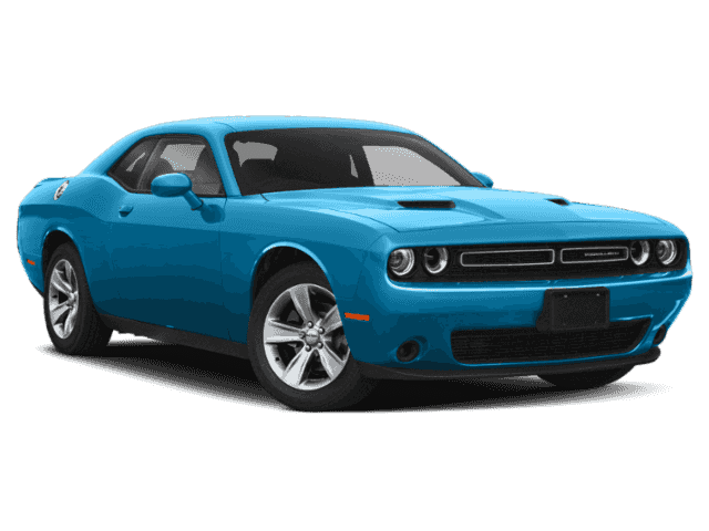 New 2019 Dodge Challenger SXT 2D Coupe in #24899.