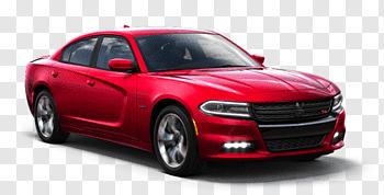 2017 Dodge Charger Sedan cutout PNG & clipart images.