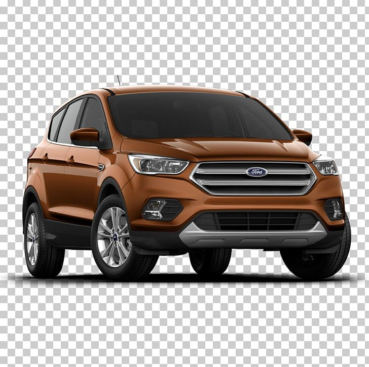 2017 Ford Escape 2018 Ford Escape Ford Mustang Car PNG.