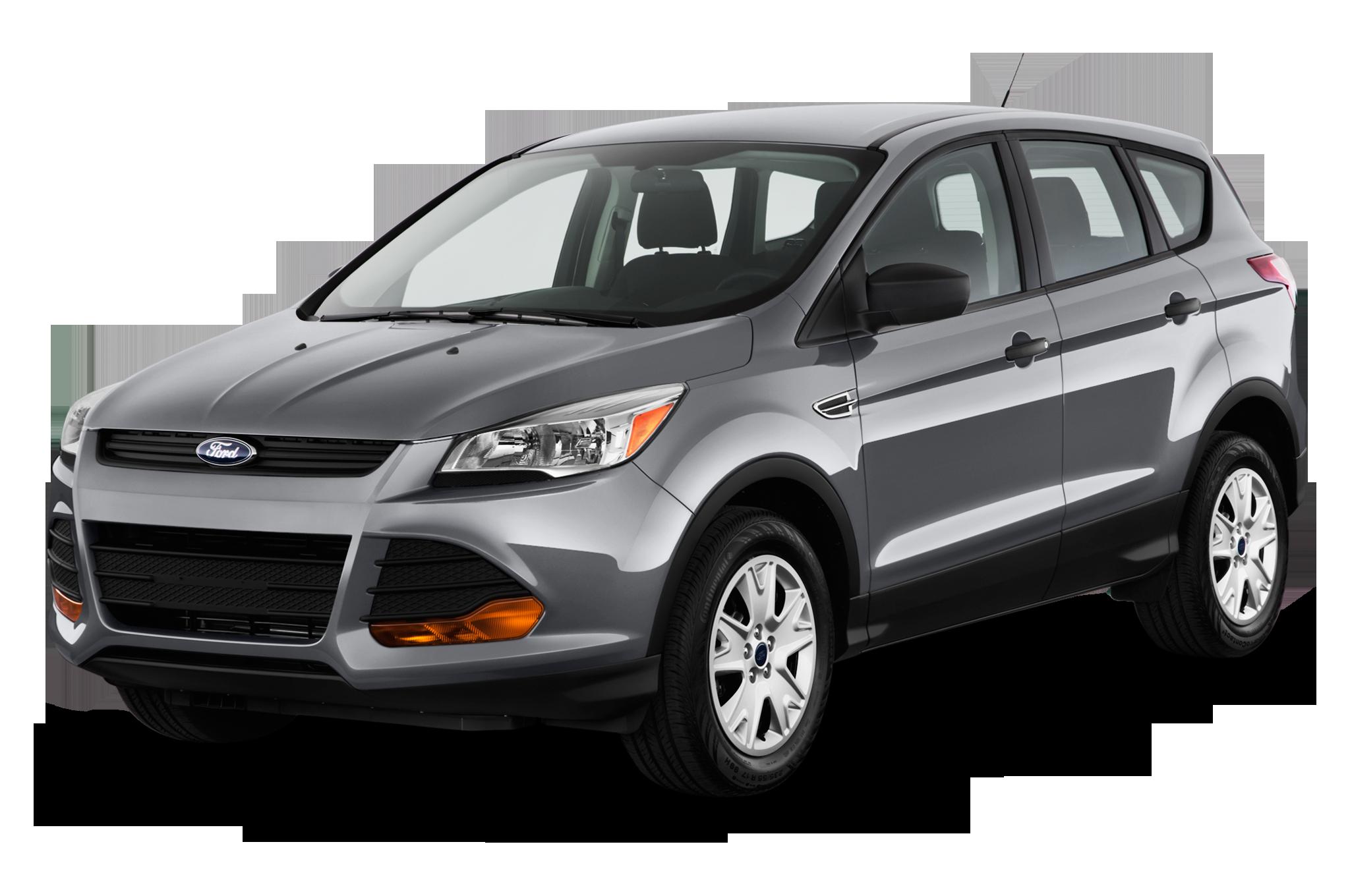 2017 Ford Escape Reviews.