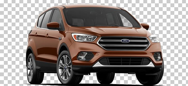 Ford EcoBoost Engine Car Sport Utility Vehicle 2017 Ford Escape.
