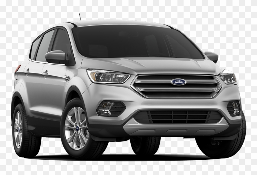 2017 Ford Escape Angular Front View.