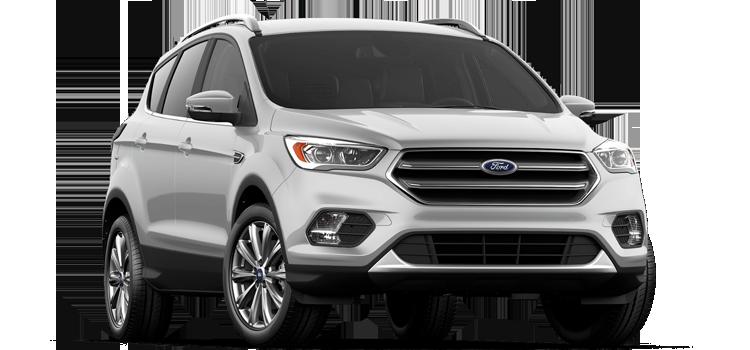 2017 Ford Escape Titanium 4.