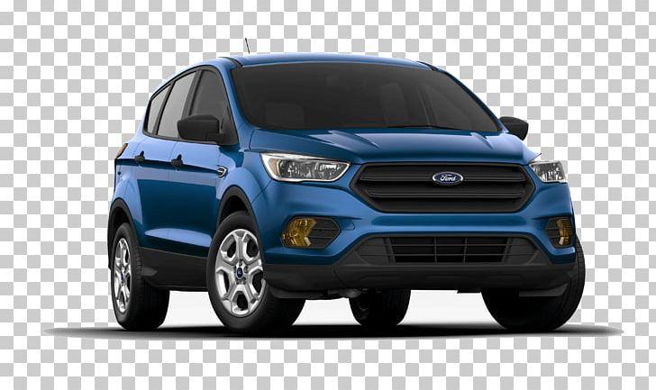 2017 Ford Escape S SUV Ford Motor Company Car 2018 Ford Escape PNG.