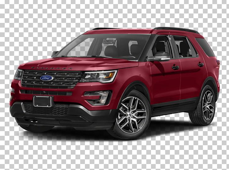 Car 2017 Ford Explorer Sport Sport Utility Vehicle 2016 Ford.