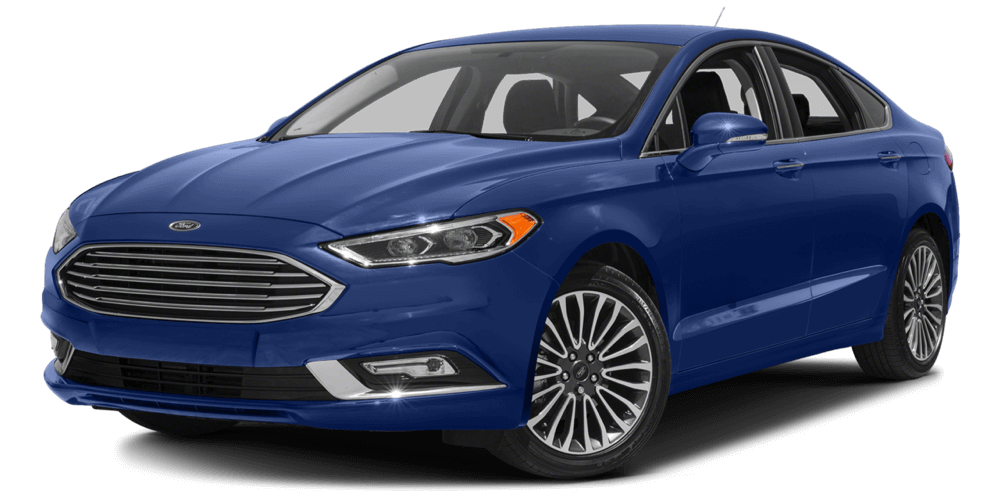 Experience Power and Comfort in the New 2017 Ford Fusion.