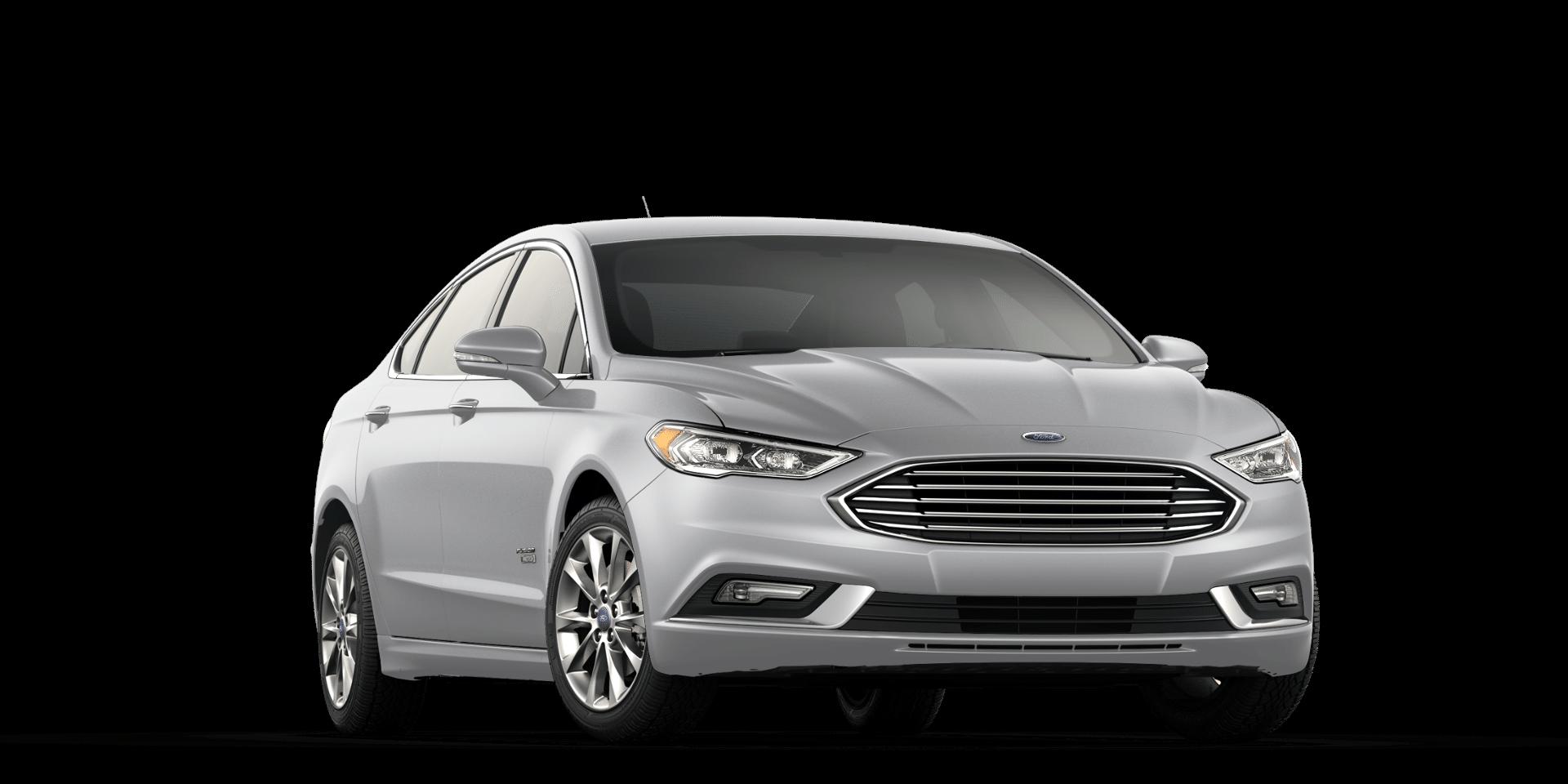 2017 Ford Fusion Energi.