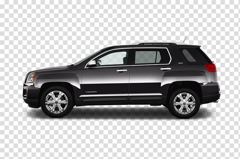 2017 GMC Acadia Car GMC Terrain General Motors, black and.