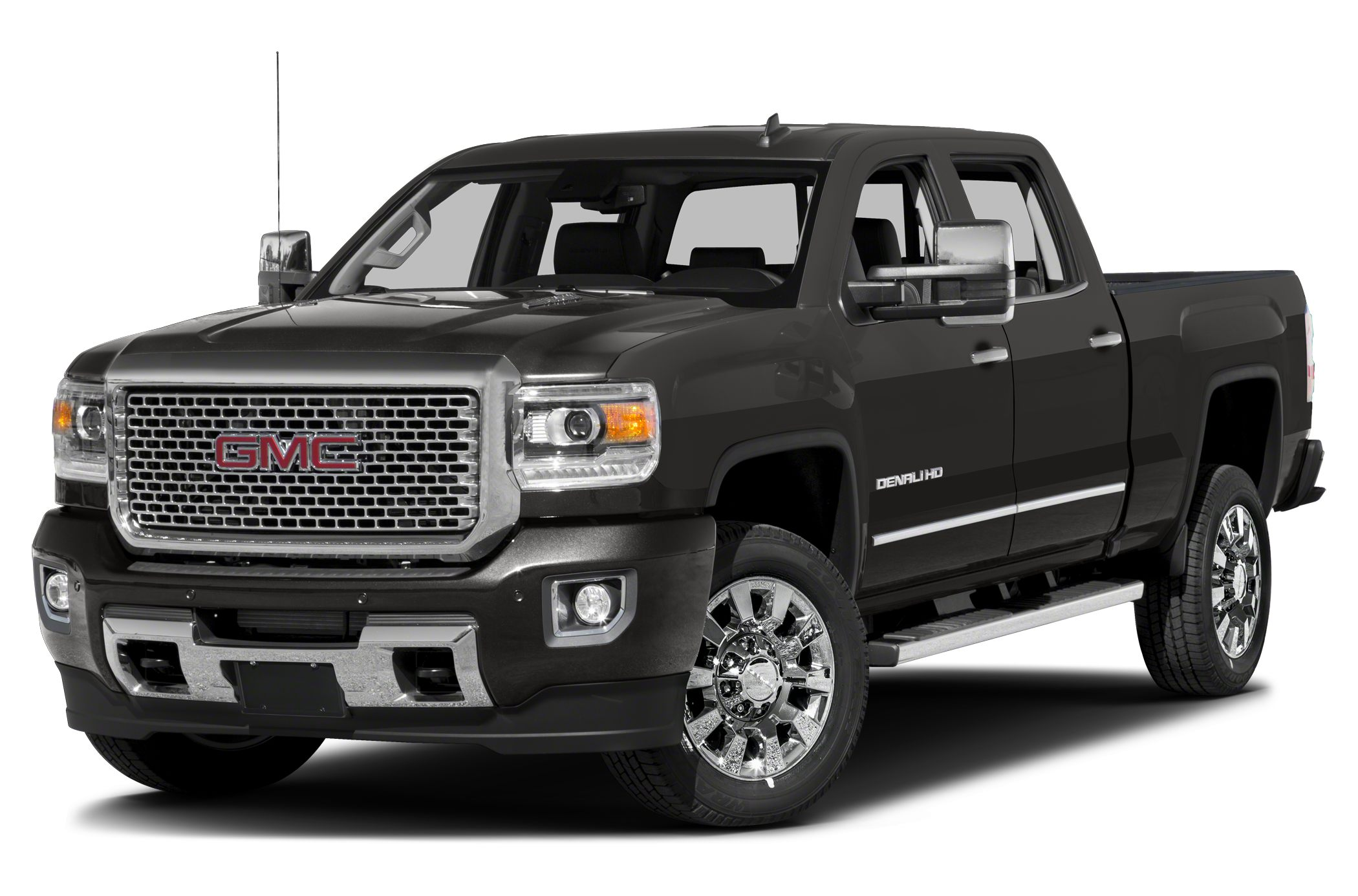 2017 GMC Sierra 2500HD Denali 4x4 Crew Cab 6.6 ft. box 153.7 in. WB Specs  and Prices.