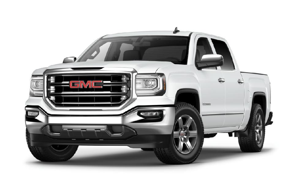 Meet the GMC Sierra 1500.