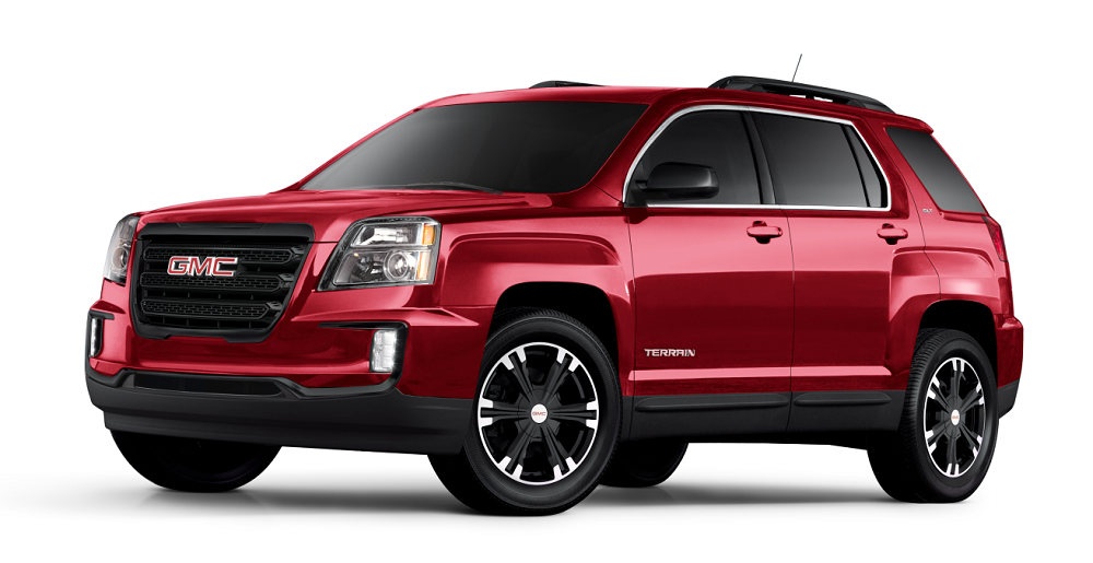 The 2017 GMC Terrain Impresses Troy and Dayton SUV Drivers.
