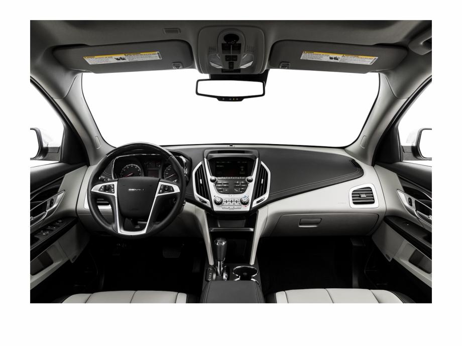 Configure The Interior Of The 2017 Gmc Terrain.