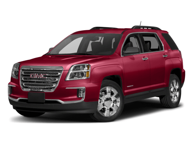 The 2017 GMC Terrain l Troy, OH l Dave Arbogast Buick GMC.