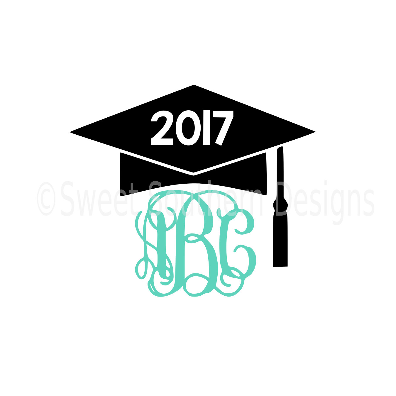 Graduation Cap And Tassel Clipart.