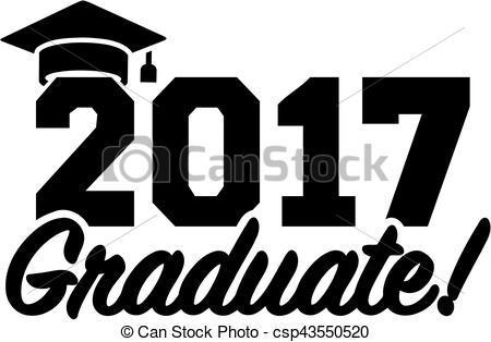 Free 2017 graduation clipart 1 » Clipart Portal.