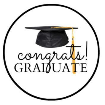 Graduation clipart 2017.