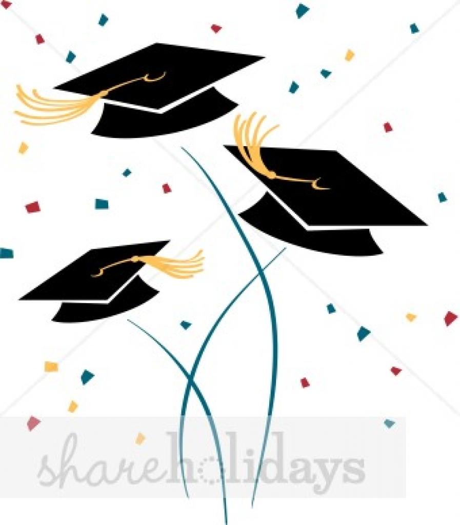 Graduation clipart amp backgrounds in graduation clipart.