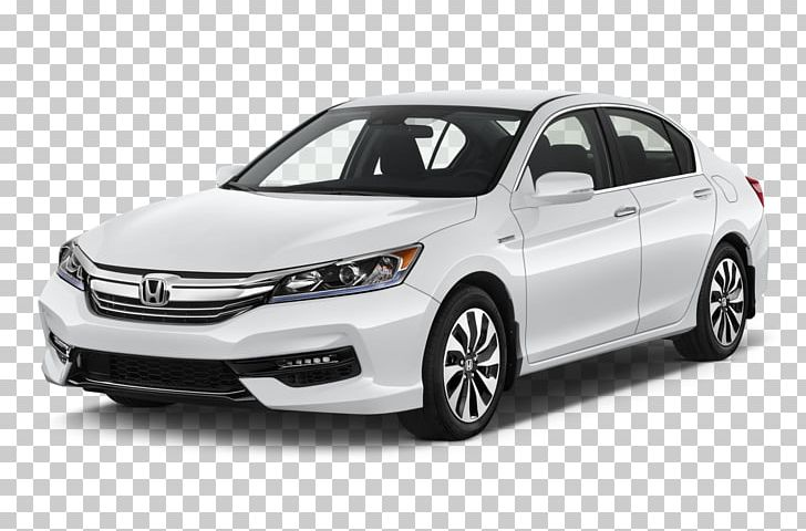 2017 Honda Accord Hybrid Touring Mid.