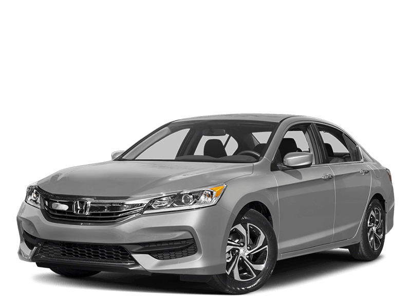 2017 Honda Accord Sedan.