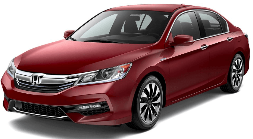 2017 Honda Accord Hybrid.