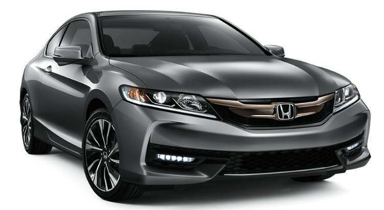 2017 Honda Accord Coupe EX.
