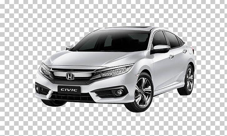 2017 Honda Civic Car Honda HR.