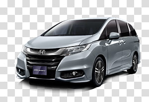 2018 Honda Odyssey transparent background PNG cliparts free.