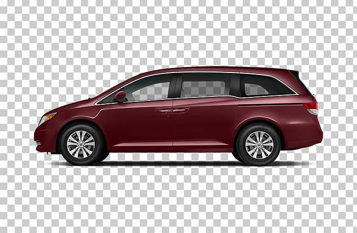 2017 Honda Odyssey Car Minivan 2016 Honda Odyssey SE PNG.